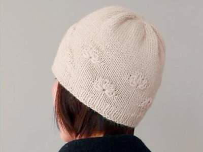 Sherry - reversible hat