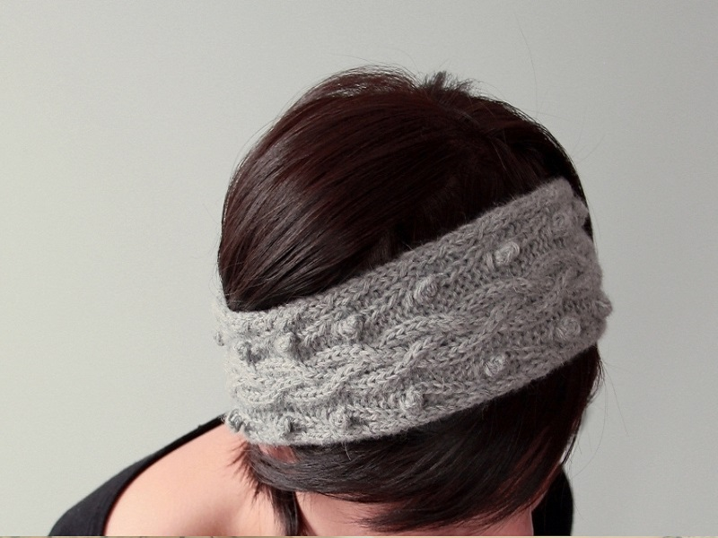 Stephenie ear warmer